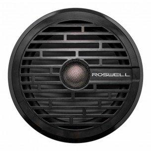 2017 Roswell 8'' R1 SW Series Black In-Boat Speakers [Pr]